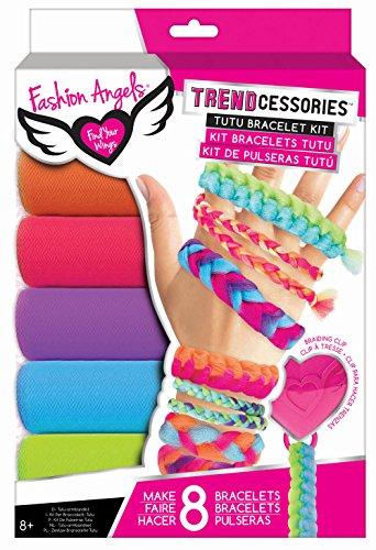 (Fashion Angels Enterprises Tutu Bracelet Kit)