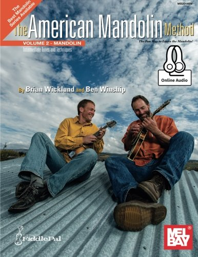 American Mandolin Method Volume 2