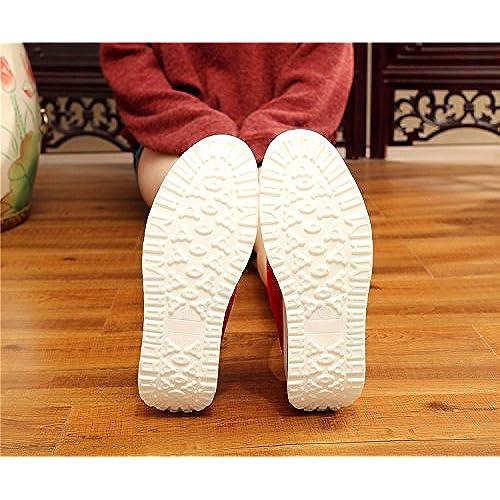 e9ffec71 Outlet Zapatos Florales Bordados de Las Mujeres Pañal de Viaje de Las  Zapatillas de Deporte Zapato