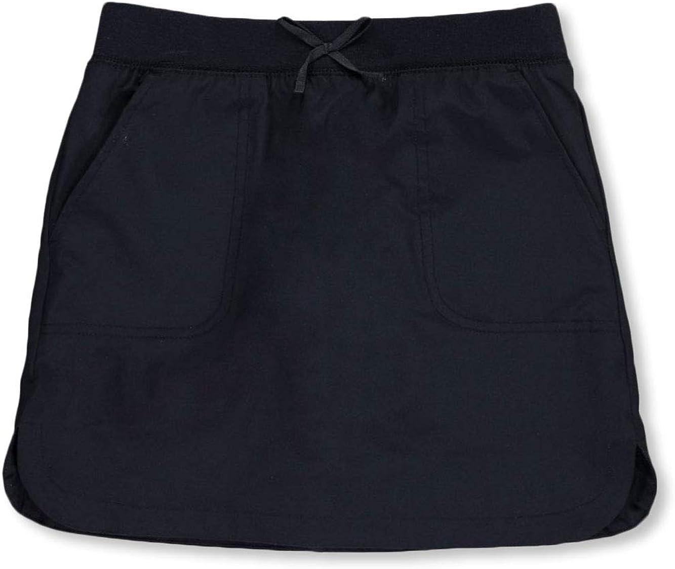 Nautica Girls School Uniform Patch Pocket Scooter Skirt