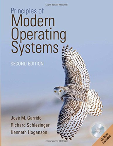 Principles of Modern Operating Systems by Jones & Bartlett Learning