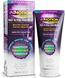 Inmotion Hemp Cream for Pain Relief - Ultra