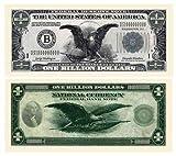 Set of 50 Bills - Classic Billion Dollar Bill