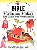 First COLL of Bible Stories and Stickers, Annette Reynolds, 1593250444