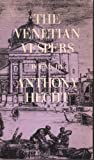 The Venetian Vespers, Anthony Hecht, 0689110197