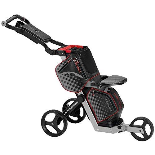 golf combo cart push