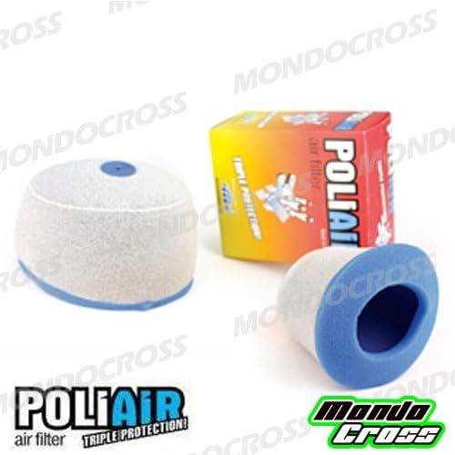 MONDOCROSS Filtro aria spugna POLIAIR 3 strati SUZUKI DRZ 400 E 00-08 DRZ 400 S 00-08