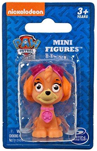 "Paw Patrol Mini Figures 1-3/4"" - Skye"