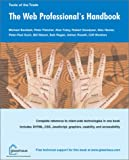 Web Professionals Handbook, Glasshaus Author Team Staff, 1904151221