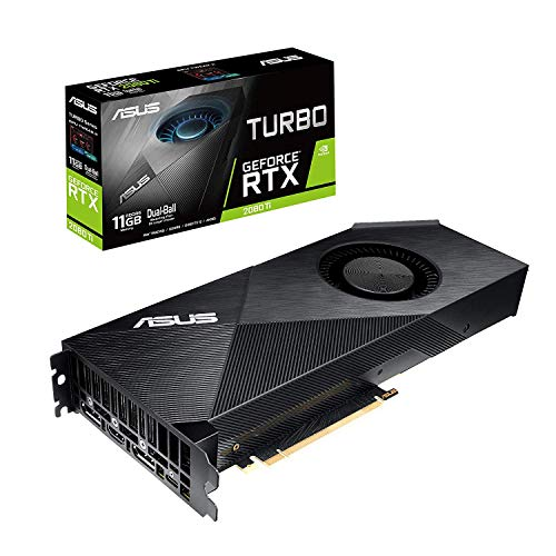 ASUS GeForce RTX 2080 Ti 11G Turbo Edition
