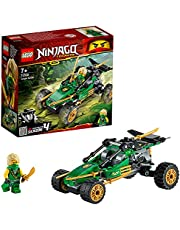 LEGO71700NINJAGOJungleAanvalsvoertuig BouwsetmetLloydPoppetje, Tournooi Collectie voor Kinderen van 7 Jaar en Ouder