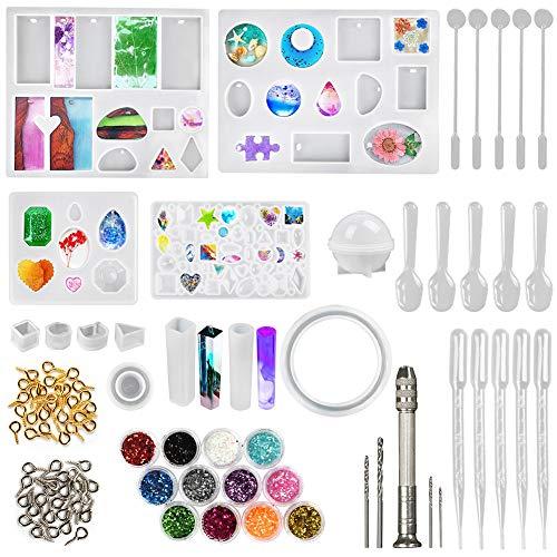 Great startup resin kit!