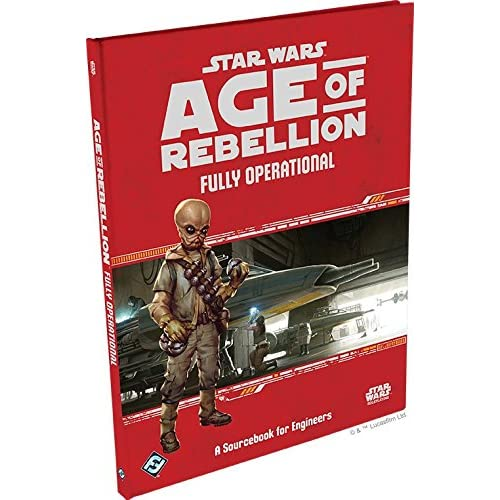 30OFF Fantasy Flight Games Star Wars Fully Operational A Sourcebook For Engineers