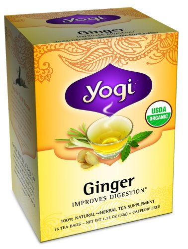 TEA, OG2, GINGER 16 BAG
