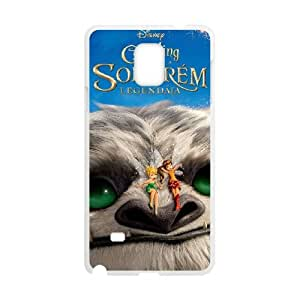 Tinkerbell and the Legend of the Neverbeast Samsung Galaxy Note 4 Cell Phone Case White I3626412