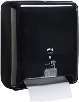 Amazon Com 5511282 Tork Matic Hand Towel Roll Dispenser With Intuition Sensor Home Improvement