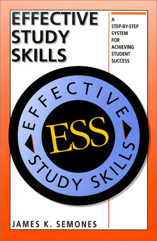 Effective Study Skills: Step-by-Step System to Achieve Student Success