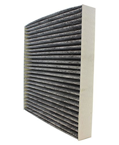 ABN CF10134 Activated Carbon Cabin Air Filter for Acura & Honda part # 80292-SDA-A01, 80292-SDC-A01, 80292-SEC-A01, 80292-SHJ-A41, 80292-SWA-A01, 80292-T0G-A01, 80292-TZ5-A41