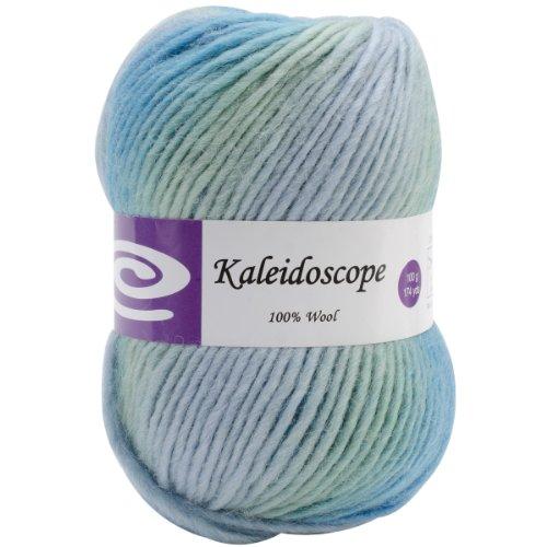 ELEGANT YARNS 147.40 Kaleidoscope Yarn-Mist