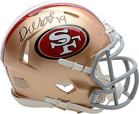 buy online a1345 89813 Amazon.com: Deebo Samuel San Francisco 49ers Autographed ...