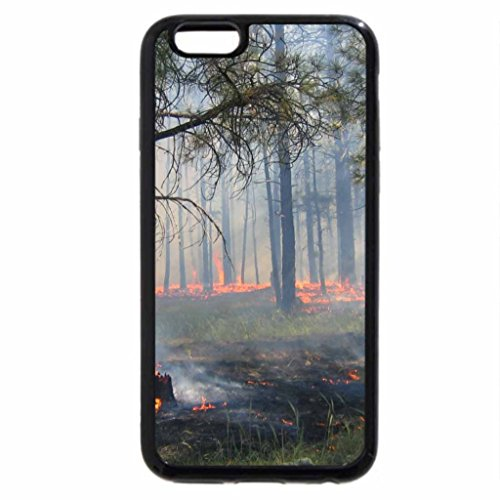 iPhone 6S / iPhone 6 Case (Black) To those who have to fight these fires