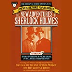 The Case of the Out of Date Murder and The Waltz of Death: The New Adventures of Sherlock Holmes, Episode #7 | Anthony Boucher,Denis Green