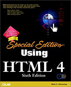 Special Edition Using HTML 4 (6th Edition)