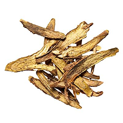 Huang Qin Chinese Herb | Skullcap Root | Scutellaria Baicalensi - Clears Heat and Dries Dampness - Medicinal Grade Chinese Herb 1 Oz : Garden & Outdoor