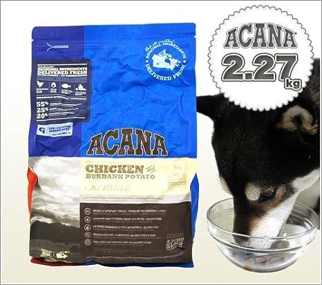 Acana Chicken & Greens pienso para perros con pollo y patata
