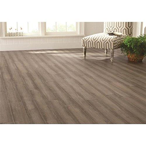 ven Bamboo Flooring - Light Grey - 3/8