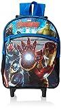 Marvel Boys' Avengers 12 Inch Rolling Backpack