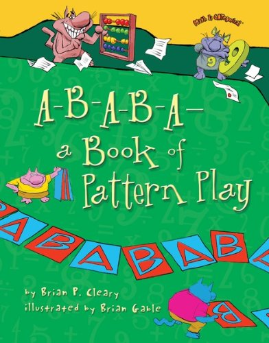 Book Pattern Play Math CATegorical ebook