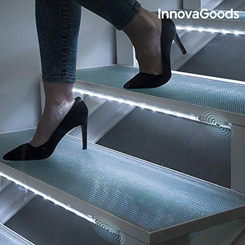 Innovagoods Tubos Led con Sensor De Movimiento, Transparente: Amazon.es: Iluminación