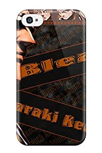 3693334K41350874 Tpu TashaEliseSawyer Shockproof Scratcheproof Bleach Hard Case Cover For Iphone 4/4s
