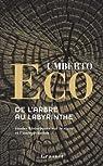 De l'arbre au labyrinthe (Essais Etranger) par Eco