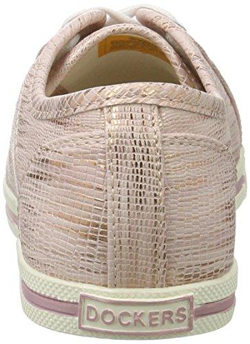 Dockers by Gerli Damen 27ch221-680760 Sneaker Pink (Rosa)