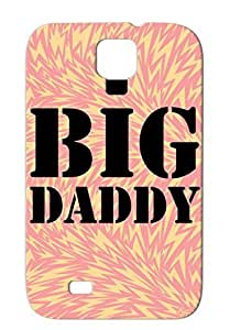 Act The Im Like Provocative Daddy Big Dad Boss Funny Chef Black Big Daddy For Sumsang Galaxy S4 Protective Hard Case