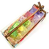 Colourful Bath Bomb Bomb Cosmetics Sliced Soap Gift Set