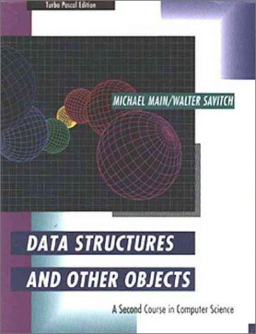 Data Structures and Other Objects: A Second Course in Computer Science