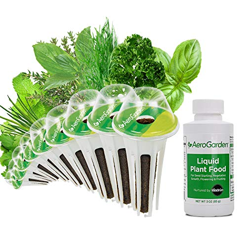 AeroGarden Gourmet Herb Seed