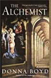 Front cover for the book The Alchemist by Donna Boyd