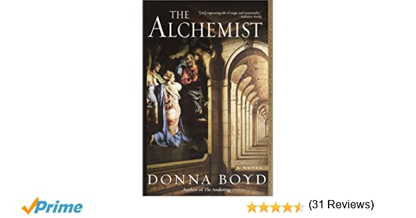 the alchemist donna boyd com books
