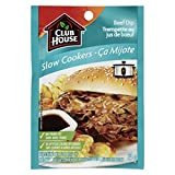 Club House, Dry Sauce/Seasoning/Marinade Mix, Beef Dip, Slow Cookers, 35g