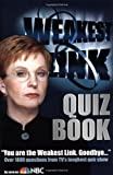 The Weakest Link Quiz Book, Andrews McMeel Publishing Staff and Gary Lewis, 1842225952