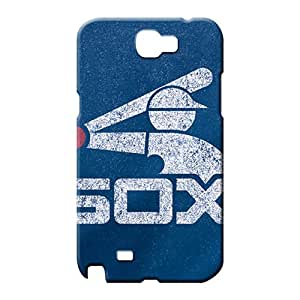 samsung note 2 Hybrid Plastic Awesome Phone Cases cell phone shells chicago white sox mlb baseball