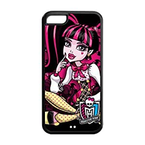 Customize Cartoon Game Monster High Back Case for iphone 5C JN5C-1622