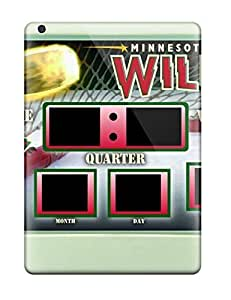 Best 2315663K194711060 minnesota wild hockey nhl (23) NHL Sports & Colleges fashionable iPad Air cases