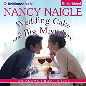 Wedding Cake and Big Mistakes Audiobook