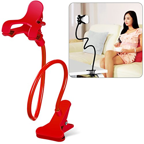 Cell Phone Holder, Breett Universal Cell Phone Clip Holder L