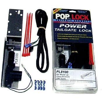 Pop /& Lock PL9135 Power Tailgate Lock LED Light Kit